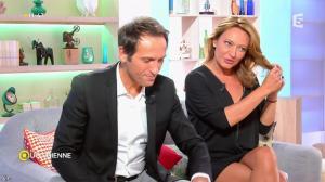 Valérie Durier dans la Quotidienne - 22/09/14 - 02
