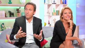 Valérie Durier dans la Quotidienne - 22/09/14 - 05