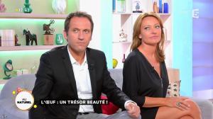 Valérie Durier dans la Quotidienne - 22/09/14 - 08