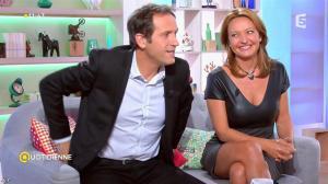 Valérie Durier dans la Quotidienne - 23/09/14 - 01