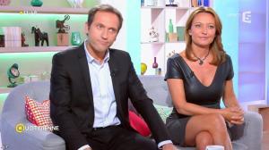 Valérie Durier dans la Quotidienne - 23/09/14 - 06