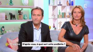 Valérie Durier dans la Quotidienne - 23/09/14 - 09