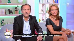 Valérie Durier dans la Quotidienne - 23/09/14 - 13