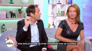 Valérie Durier dans la Quotidienne - 23/09/14 - 14