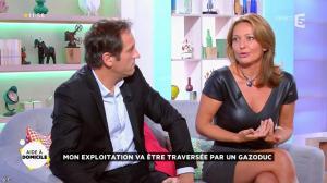 Valérie Durier dans la Quotidienne - 23/09/14 - 15