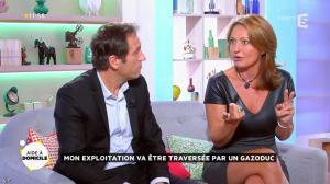 Valérie Durier dans la Quotidienne - 23/09/14 - 16