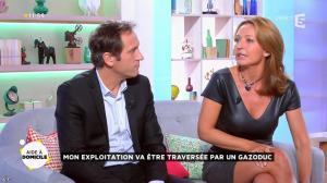 Valérie Durier dans la Quotidienne - 23/09/14 - 17