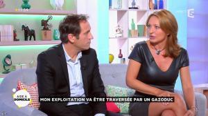 Valérie Durier dans la Quotidienne - 23/09/14 - 19