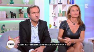 Valérie Durier dans la Quotidienne - 23/09/14 - 22