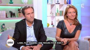 Valérie Durier dans la Quotidienne - 23/09/14 - 23