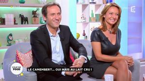 Valérie Durier dans la Quotidienne - 23/09/14 - 34