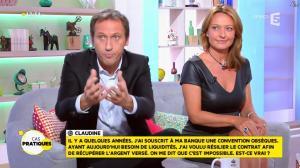 Valérie Durier dans la Quotidienne - 23/09/14 - 42
