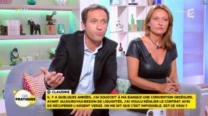 Valérie Durier dans la Quotidienne - 23/09/14 - 43