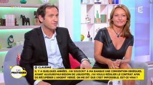 Valérie Durier dans la Quotidienne - 23/09/14 - 44