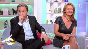 Valérie Durier dans la Quotidienne - 23/09/14 - 45