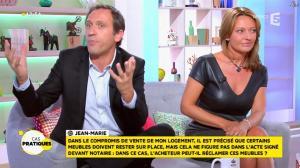 Valérie Durier dans la Quotidienne - 23/09/14 - 50