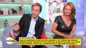 Valérie Durier dans la Quotidienne - 23/09/14 - 52