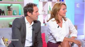 Valérie Durier dans la Quotidienne - 26/09/14 - 03