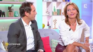 Valérie Durier dans la Quotidienne - 26/09/14 - 06
