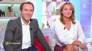 Valérie Durier dans la Quotidienne - 26/09/14 - 07