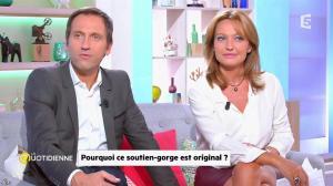 Valérie Durier dans la Quotidienne - 26/09/14 - 11