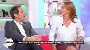 Valérie Durier dans la Quotidienne - 26/09/14 - 13