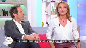 Valérie Durier dans la Quotidienne - 26/09/14 - 16