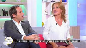 Valérie Durier dans la Quotidienne - 26/09/14 - 19
