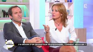 Valérie Durier dans la Quotidienne - 26/09/14 - 20