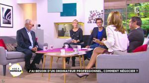 Valérie Durier dans la Quotidienne - 26/09/14 - 21
