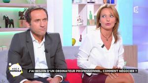 Valérie Durier dans la Quotidienne - 26/09/14 - 22