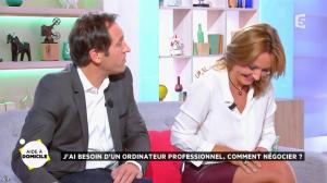 Valérie Durier dans la Quotidienne - 26/09/14 - 23