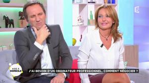 Valérie Durier dans la Quotidienne - 26/09/14 - 24