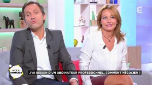 Valérie Durier dans la Quotidienne - 26/09/14 - 25