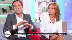 Valérie Durier dans la Quotidienne - 26/09/14 - 27