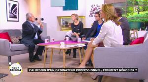 Valérie Durier dans la Quotidienne - 26/09/14 - 28