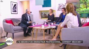 Valérie Durier dans la Quotidienne - 26/09/14 - 30