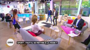 Valérie Durier dans la Quotidienne - 26/09/14 - 34