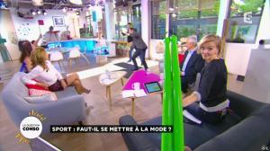 Valérie Durier dans la Quotidienne - 26/09/14 - 35