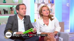 Valérie Durier dans la Quotidienne - 26/09/14 - 36