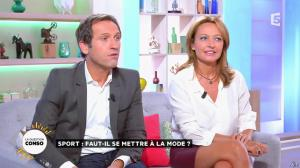 Valérie Durier dans la Quotidienne - 26/09/14 - 40