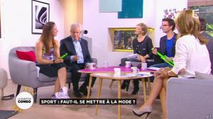 Valérie Durier dans la Quotidienne - 26/09/14 - 41
