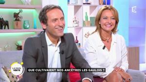 Valérie Durier dans la Quotidienne - 26/09/14 - 43