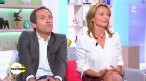 Valérie Durier dans la Quotidienne - 26/09/14 - 45