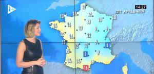 Eleonore Boccara dans I télé - 29/11/15 - 05