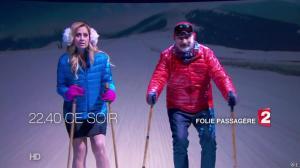 Lara Fabian dans une Bande-Annonce de la Folie Passagere - 16/12/15 - 01
