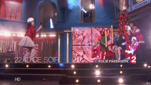 Lara Fabian dans une Bande-Annonce de la Folie Passagere - 16/12/15 - 02