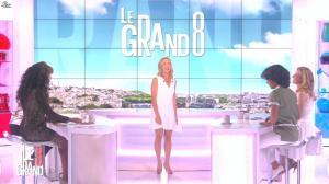 Laurence Ferrari et Hapsatou Sy dans le Grand 8 - 25/06/15 - 01