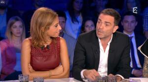 Léa Salamé dans On n'est pas Couché - 05/09/15 - 14