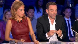Léa Salamé dans On n'est pas Couché - 05/09/15 - 16